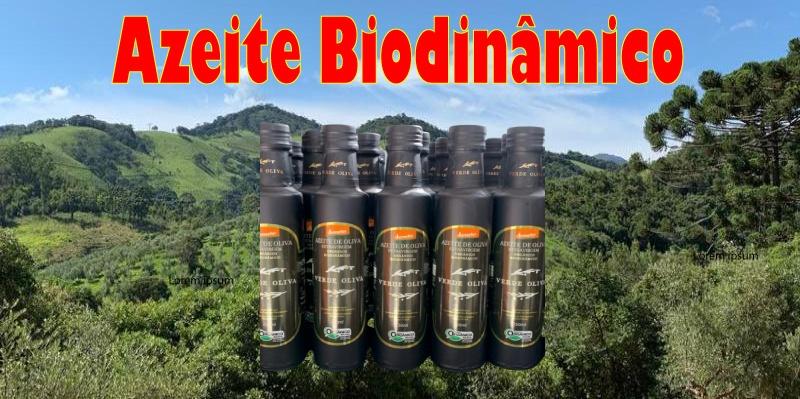 Azeite Biodinâmico