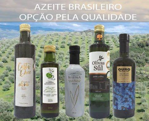 Azeite Brasileiro - Opção pela qualidade