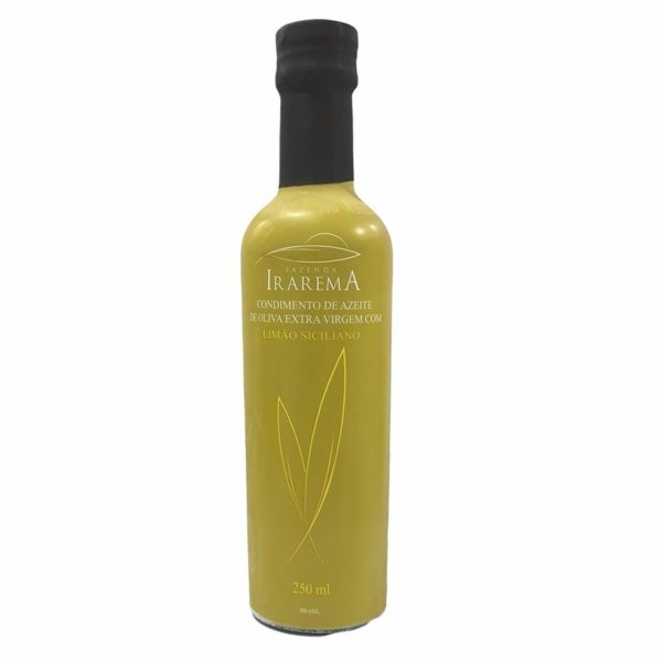 Azeite Irarema com Limão Siciliano 250ml