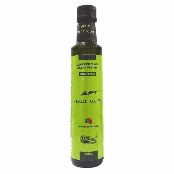 Azeite Verde Oliva Organico 250ml