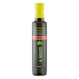 azeite de oliva com manjericão 500ml