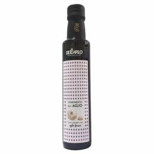 Condimento de Azeite com alho De Carlo 250ml