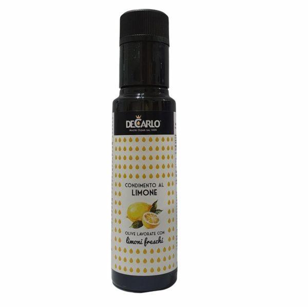 condimento de azeite com limão de carlo 100ml