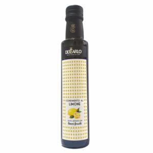 Condimento de azeite e limao De-Carlo 250ml