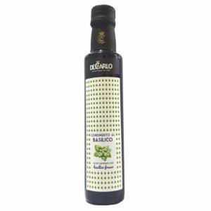 Condimento de Azeite com Manjericão De Carlo 250ml