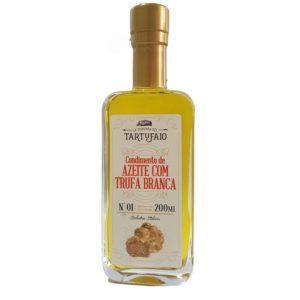 Condimento de Azeite com trufas brancas Tartufaio 200ml