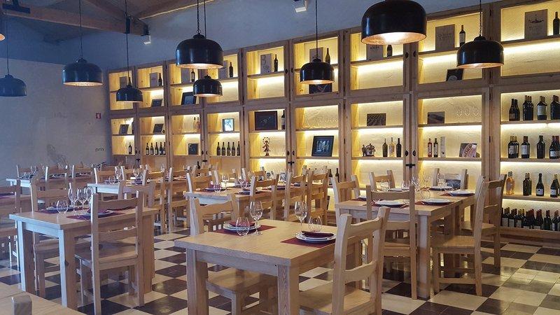 Restaurante adega de Borba